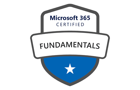 Microsoft 365 Certified Fundamentals Exams